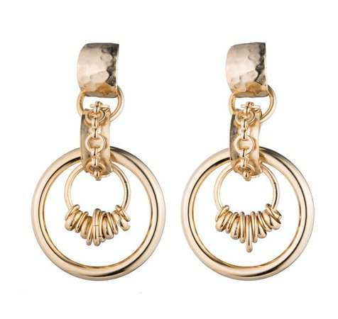 DANNIJO - ORBITA GOLD Earrings