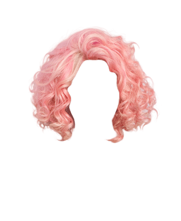 pink hair png - Google Search