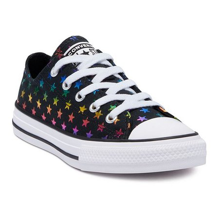 Girls' Converse Chuck Taylor All Star Archive OX Foil Star Print Sneakers