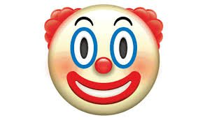 clown emoji - Google Search