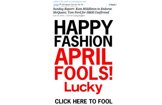 april fools fashion - Google Search