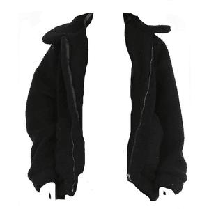 I.AM.GIA PIXIE PILE FLEECE COAT (Black)