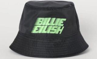 Billie eilish black bucket hat