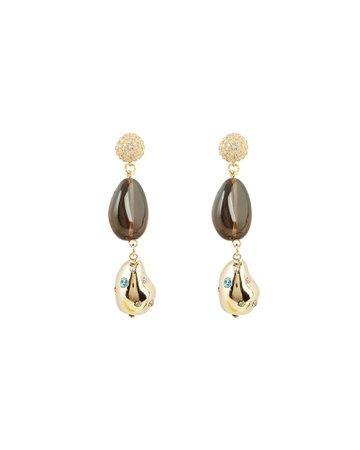 Evolution Pearl Drop Earrings