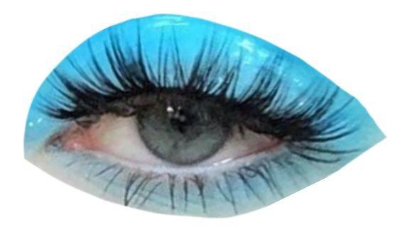 png filler eye blue