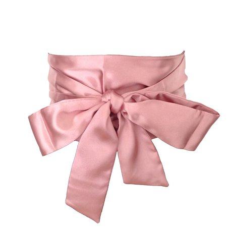 New Woman Belt Pink 13cm Wide Satin Sash Wrap Tie Belts for Women Lady Cummerbund Fashion Wedding girdle 4 colors bg 009-in Women's Belts from Apparel Accessories on Aliexpress.com | Alibaba Group