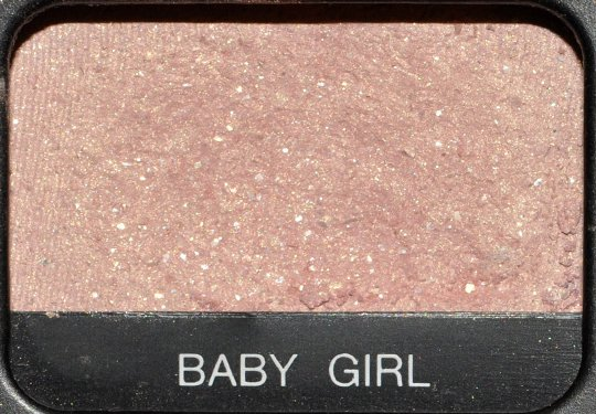nars eyeshadow singles baby girl