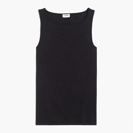 Open-neck cami top