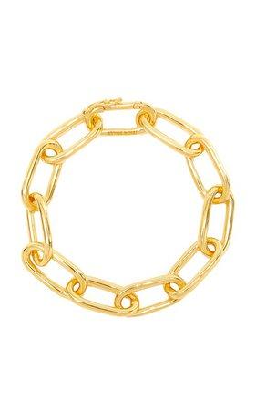18K Gold Vermeil Bracelet by Sophie Buhai   Moda Operandi