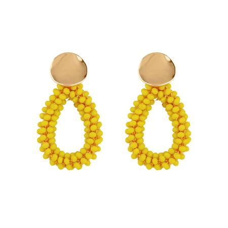 JESSICABUURMAN – MAIKU Beaded Earrings - Pair