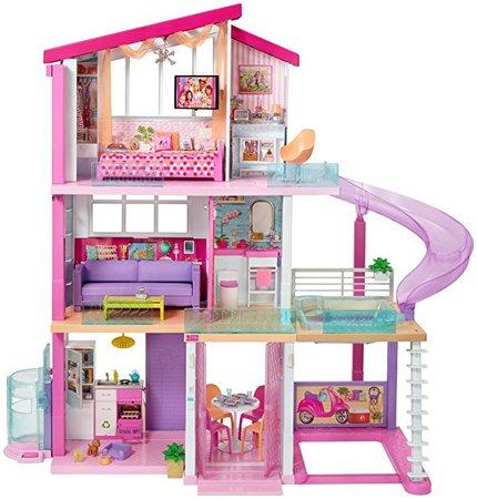 Amazon.com: Barbie DreamHouse: Toys & Games