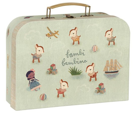 Bambi Bambino Suitcase – PEPA AND CO