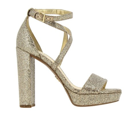 Michael Michael Kors Heeled Sandals Shoes Women Michael Michael Kors