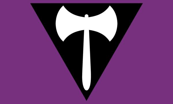 labrys pride flag