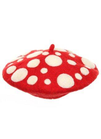 Mushroom Beret