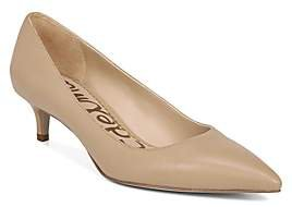 Women's Dori Pointed Toe Kitten Heel Pumps
