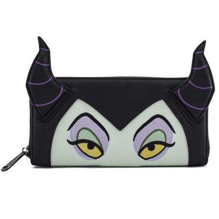 Loungefly x Maleficent Wallet - Disney