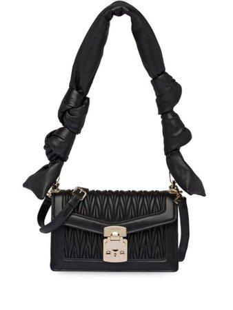 Miu Miu Matelassé Shoulder Bag - Farfetch
