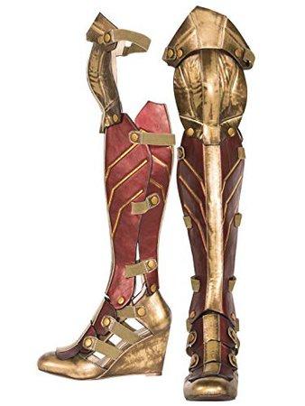 wonder woman boot heels - Google Search