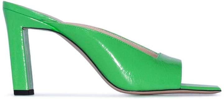 Isa 85mm mule sandals