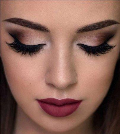 make up look