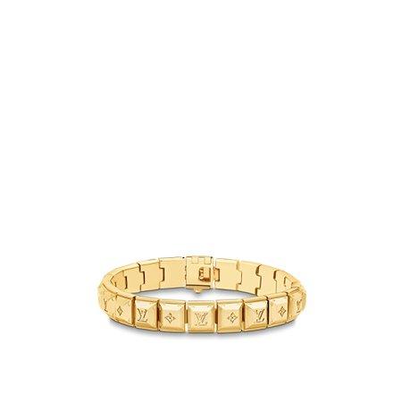 Nanogram Tennis Bracelet - Accessories | LOUIS VUITTON ®