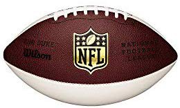Amazon.com : Wilson NFL Mini Autograph Football : Sports Related Collectible Footballs : Sports & Outdoors