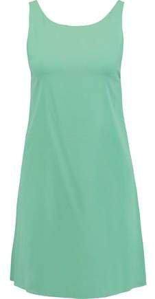 Bayley Cutout Stretch-silk Chiffon Mini Dress