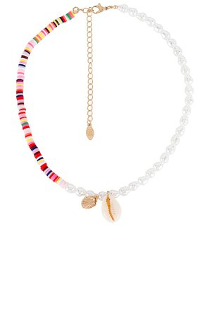 8 Other Reasons Poi Lariat Necklace in Gold | REVOLVE