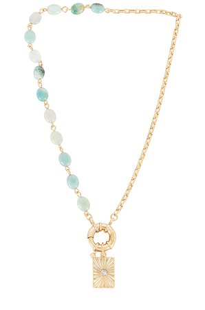 8 Other Reasons Pendant Necklace in Gold | REVOLVE