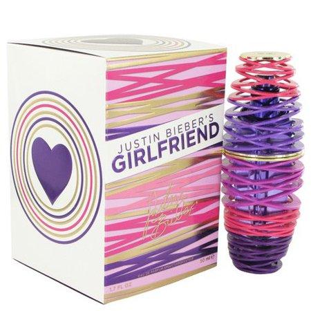 Justin Bieber Girlfriend Eau De Parfum Spray for Women 1.7 oz - Walmart.com - Walmart.com