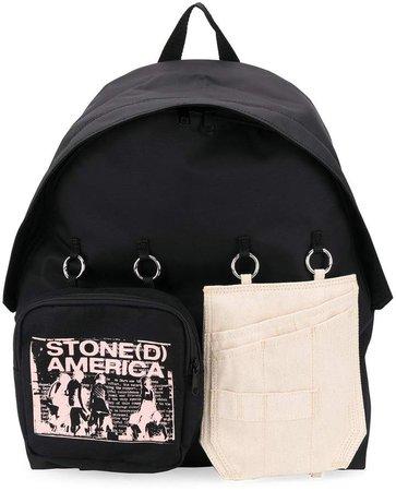 x Eastpak padded doubl'r backpack i