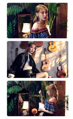 BITTER-SWEET 'Egotistic' NARI Solo Scenes MV
