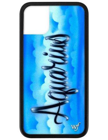 Wildflower Aquarius iPhone 11 Case – Wildflower Cases