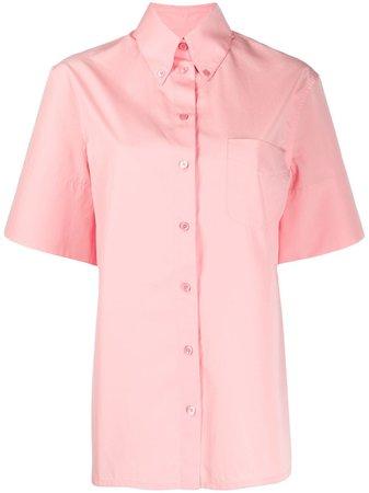 Salvatore Ferragamo button-down Collar Shirt