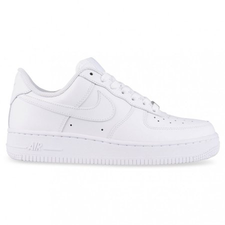 Nike AIR FORCE 1 LOW WOMENS White/White | Hype DC