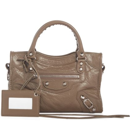 Balenciaga Classic Mini City Leather Tote | Nordstrom