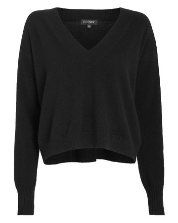 Elroy V-Neck Cashmere Sweater