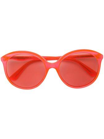 Gucci Eyewear Tone On Tone Sunglasses
