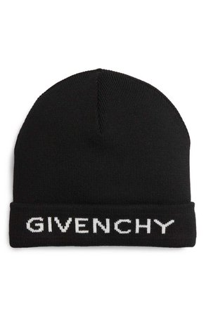 Givenchy Logo Beanie | Nordstrom