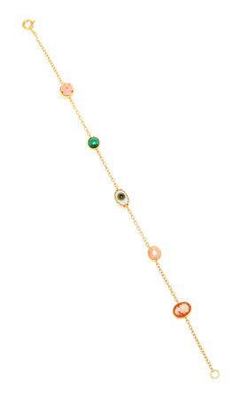 Grainne Morton Mini Charm Bracelet
