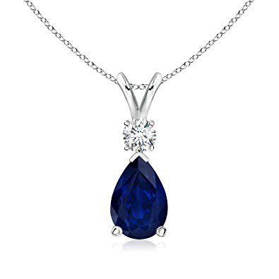 navy blue necklace - Google Search