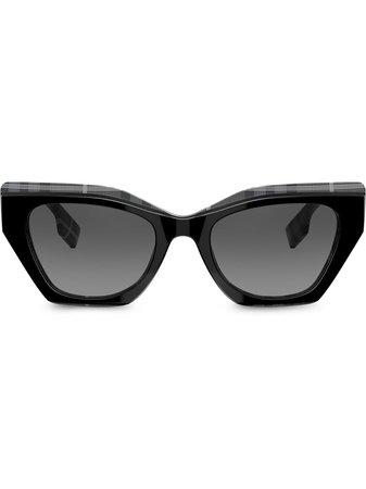 Burberry Eyewear Cat eye-solglasögon - Farfetch