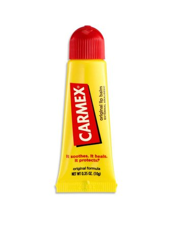 Carmex For Cold Sores Lip Balm Tube - 12X0.35 Oz.