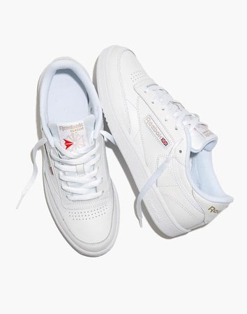 Reebok® Club C 85 Lace-Up Sneakers