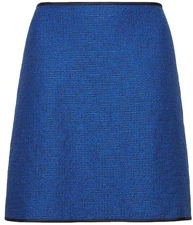Italian Tweed Mini Skirt