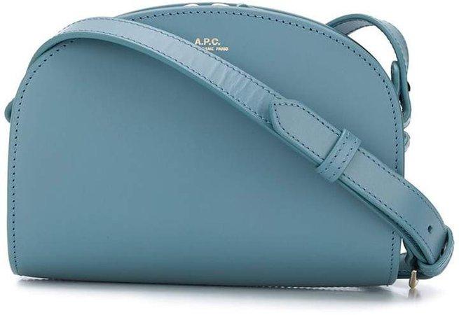 Round-Top Crossbody Bag