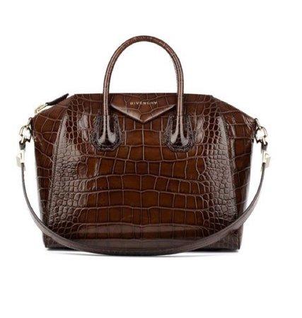 brown givenchy bag