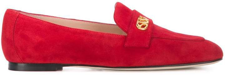 Payson logo loafers