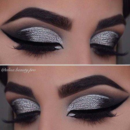 smokey eye drag queen sparkle - Google Search